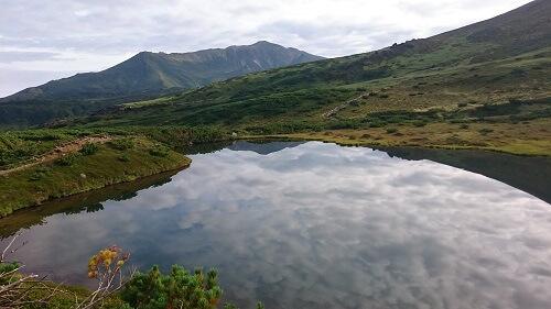 旭岳ロープウェイで見れる景色