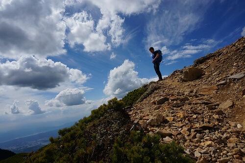 登山初心者がそろえる装備や服装