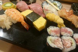 上野・御徒町、寿司幸の口コミ
