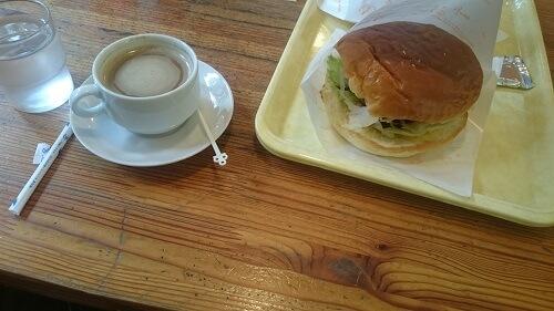上高地カフェ