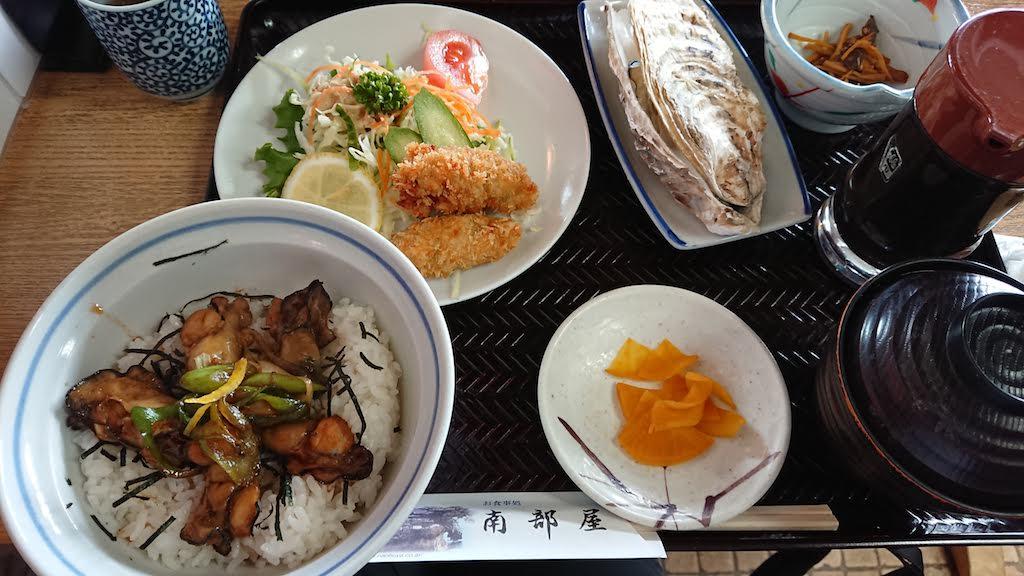 松島カキ飯美味しすぎ