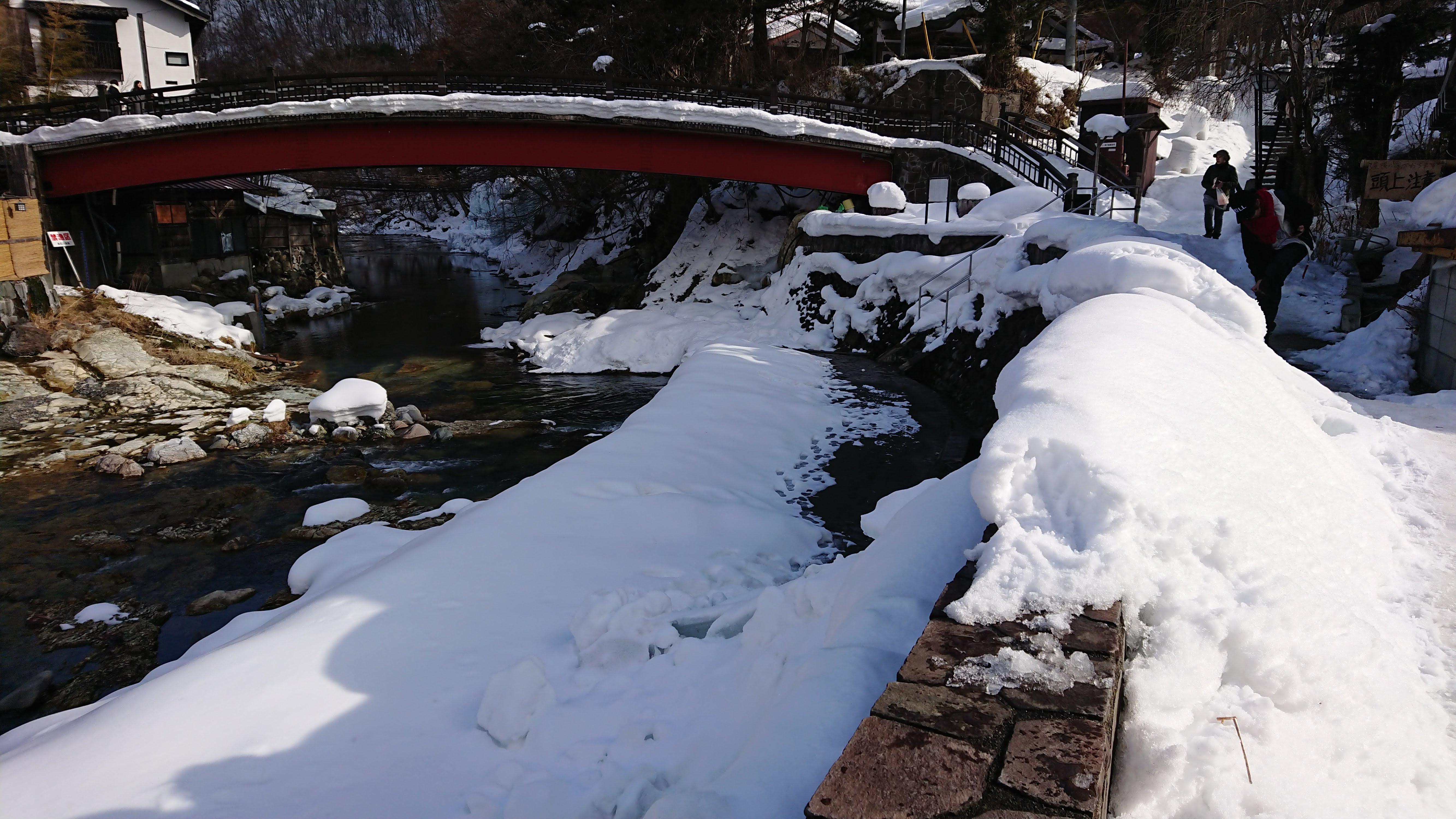 湯西川温泉のかまくら祭2019年